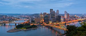 City of Pittsburgh, Pensylvania